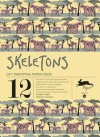 SKELETONS: gift and creative paper book Vol.14 (Gift Wrapping Paper Book) - Pepin Van Roojen
