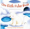 One Little Polar Bear and His Friends: A pushing, turning, counting book - Brighter Child, Brighter Child