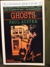 Ghosts (The New York Trilogy, #2) - Paul Auster
