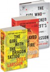 Millennium Trilogy (3 eBook set) - The Girl with the Dragon Tattoo, The Girl Who Played with Fire, The Girl Who Kicked the Hornet's Nest - Stieg Larsson