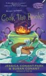Cook the Books - Jessica Conant-Park, Susan Conant