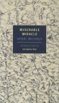 Miserable Miracle (New York Review Books Classics) - Henri Michaux, Louise Varèse, Anna Moschovakis, Octavio Paz