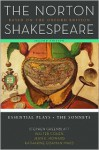 The Norton Shakespeare: Essential Plays / The Sonnets - Walter Cohen, Jean E. Howard, Katharine E. Maus, Stephen Greenblatt, William Shakespeare