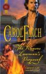 The Kansas Lawman's Proposal - Carol Finch