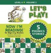 Let's Play! (Now I'm Reading!: Level 4, Volume 2) - Nora Gaydos