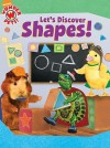 Let's Discover Shapes! (Wonder Pets!) - Clark Stubbs, Little Airplane Productions, Cassandra Berger