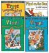 The Pippi Longstocking 4-Book Set: Pippi Longstocking, Pippi Goes on Board, Pippi in the South Seas, and Pippi on the Run - Astrid Lindgren, Emily Arnold McCully, Louis S. Glanzman