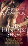The Alien Huntress Series - Gena Showalter
