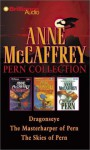 Anne McCaffrey Pern Collection: Dragonseye, the Masterharper of Pern, the Skies of Pern - Anne McCaffrey, Dick Hill