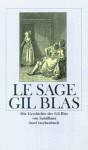 Die Geschichte Des Gil Blas Von Santillana - Alain-René Lesage
