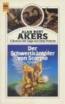 Kregen 3: Der Schwertkämpfer von Scorpio (Delian Cycle, book 3) - Alan Burt Akers, Thomas Schlück