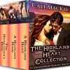 The Highland Heart Collection -- A Contemporary Romance Box Set (Contemporary Highland Romance Series) - Cali MacKay