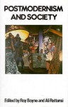Postmodernism and Society - Roy Boyne, Ali Rattansi