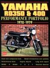 Yamaha RD350 & 400: Performance Portfolio 1972-1979 - R.M. Clarke