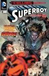 Superboy (2011- ) #8 - Scott Lobdell, Tom DeFalco, Iban Coello, R.B. Silva