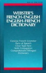 Webster's French-English, English-French Dictionary - R.F. Patterson