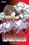 Vampire Knight, Tome 5 - Matsuri Hino