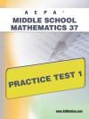 'PA Middle School Mathematics 37 Practice Test 1 - Sharon Wynne