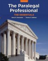The Paralegal Professional: The Essentials Plus New Mylegalstudieslab and Virtual Law Office Experience with Pearson Etext -- Access Card Package - Thomas F. Goldman, Henry R. Cheeseman