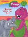Barney Visits The Zoo - Howard Brower, Howard Brower