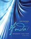 Anda! Curso Intermedio, Volume 1 Plus Myspanishlab with Etext -- Access Card Package - Audrey L. Heining-Boynton, Jean L. LeLoup, Glynis S. Cowell