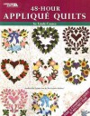 48 Hour Applique Quilts - Linda Causee