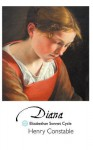 Diana: Elizabethan Sonnet Cycle - Henry Constable, Mark Tuley