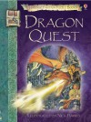 Dragon Quest (Usborne Fantasy Adventure) - Andrew Dixon