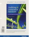 Auditing and Assurance Services, Student Value Edition Plus NEW MyAccountingLab with Pearson eText -- Access Card Package (15th Edition) - Alvin A. Arens, Randal J. Elder, Mark S. Beasley