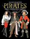 Famous Movie Pirates Paper Dolls - Tom Tierney