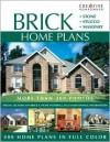 Brick Home Plans - Creative Homeowner, Various