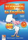 Playway to English, Level 2 [With Punch-Out(s)] - Günter Gerngross, Herbert Puchta