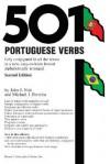 501 Portuguese Verbs (Barron's 501 Portuguese Verbs) - John J. Nitti