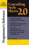 Cascading Style Sheets 2.0 Programmer's Reference - Eric A. Meyer