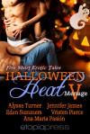 Halloween Heat V Menage - Alyssa Turner, Jennifer James, Eden Summers, Vristen Pierce, Ana Maria Pasion