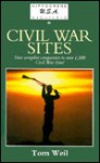 Hippocrene U.S.A. Guide to Civil War Sites - Tom Weil