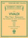 Antonio Vivaldi - The Four Seasons, Complete: For Violin and Piano Reduction - Antonio Lucio Vivaldi