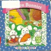 Garden Bunnies (Wonder Window) - Priscilla Burris