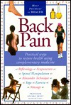 Back Pain: Practical Ways To Restore Health Using Complementary Medicine - Edzard Ernst