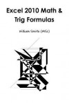 Excel 2010 Math & Trig Formulas - William Smith