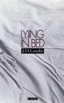 Lying in Bed - J.D. Landis