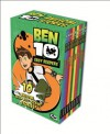 Ben 10 Easy Readers: Collection of 10 Books - Barry Hutchison