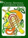 Celtic Animals Coloring Book - Mallory Pearce