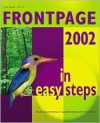 FrontPage 2002 in Easy Steps - Michael Price