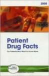 Patient Drug Facts 2005 - Timothy R Covington