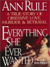 Everything She Ever Wanted (Audio) - Blair Brown, Ann Rule