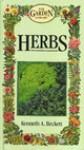 The Garden Library: Herbs - Kenneth A. Beckett