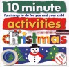 Christmas: Fun Things to Do for You and Your Child - Priddy Bicknell, Roger Priddy