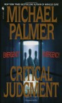 Critical Judgment - Michael Palmer