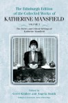 The Poetry and Critical Writings of Katherine Mansfield (The Collected Works of Katherine Mansfield EUP) - Gerri Kimber, Angela Smith, Anna Plumridge